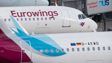 Tarifergebnis für Flugbegleiter bei Eurowings